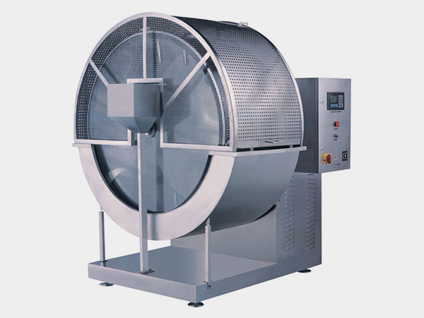 Model GHE-B PLC interlayer heating stainless steel temperature-controlled labratory drum