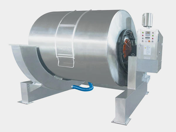 Series GHA Interlayer Heating Stainless steel Temperature-Controlled Dyeing Drum